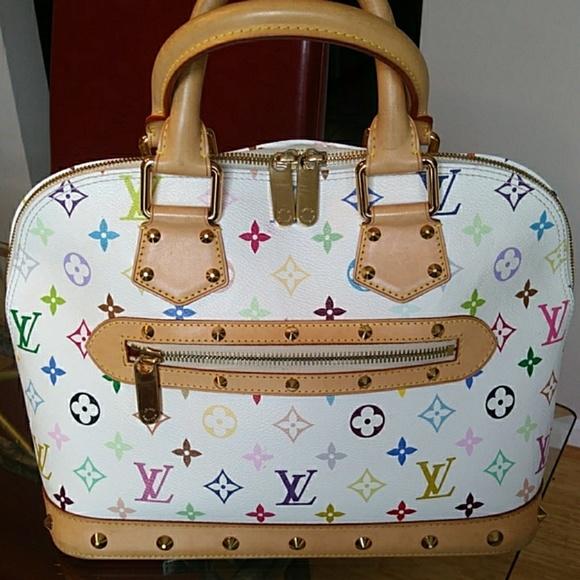 Louis Vuitton Handbags - Accepting Offers~LV~Murakami~ALMA